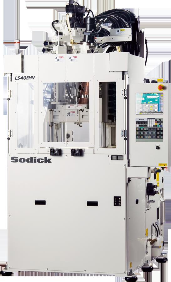 Vertical Injection Molding Machine|Sodick