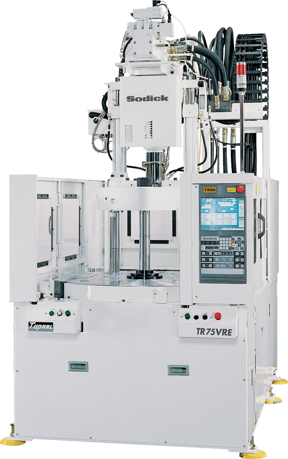 Vertical Injection Molding Machine|Sodick