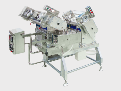 DDM Noodle Making Machine with Continuous Noodle Slitter