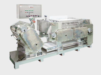 Continuous Noodle Pressing Machine with Slitter