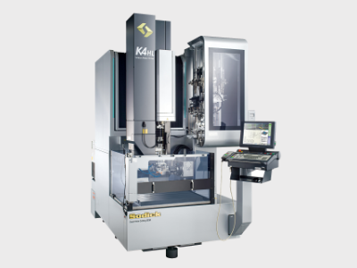High-speed Small-hole Drilling EDM